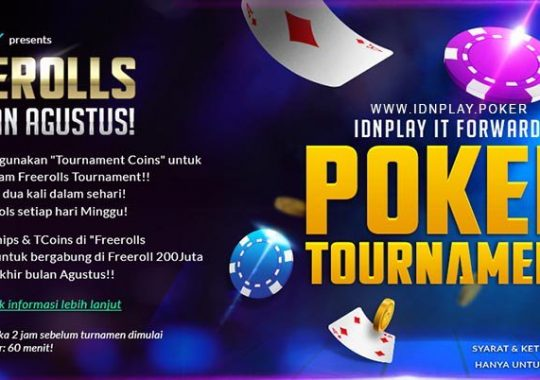 Poker Online Game Esport Terbaik 2020